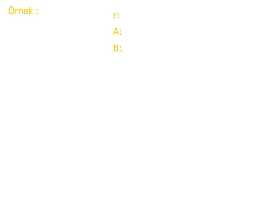 r: Atomlar arası mesafe, nm (*10-9 m) A: -7.2 * 10-20 [J (nm)2]